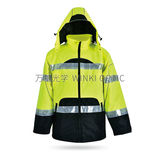 Hi-Vis 安全雨衣 -WK-J02