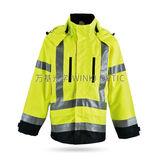 Hi-Vis 安全雨衣 -WK-J09