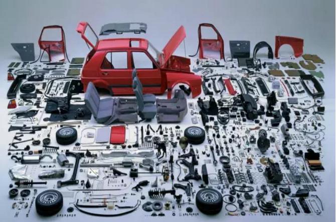 汽车配件从头学