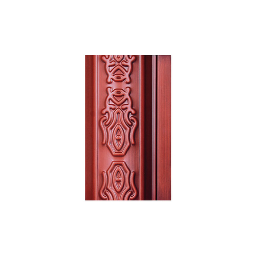 铜门色卡-仿真铜A(红铜)