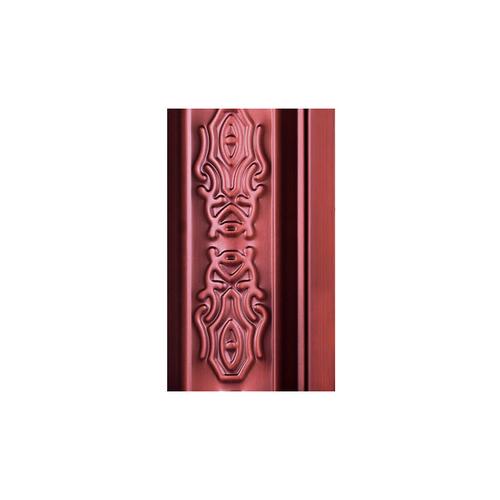 铜门色卡-高仿真紫铜