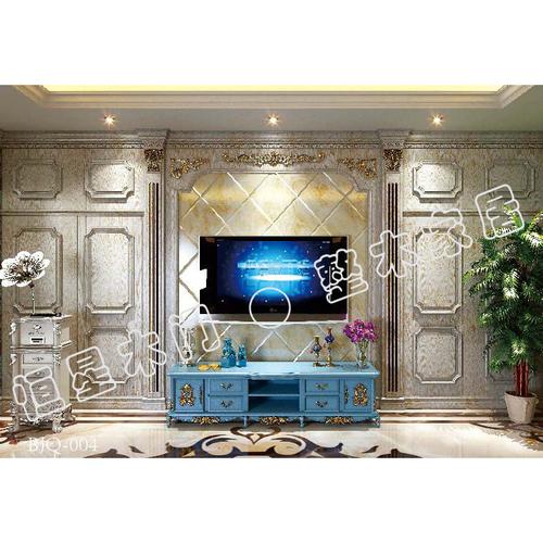 电视机背景墙-BJQ-004