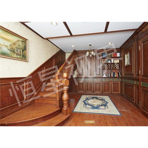 经典艺术楼梯-LT-005