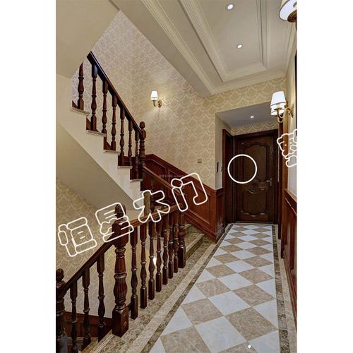 楼梯扶手-