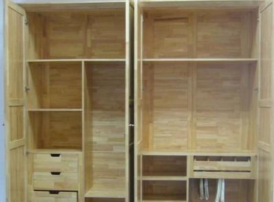 原木衣柜哪个品牌比较好  如何选择更可靠