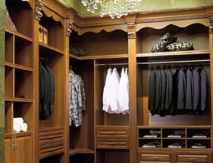 实木衣柜哪种木材好  了解木材特点你来选