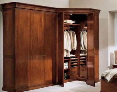 怎样选择实木衣柜  不可不知的三步曲