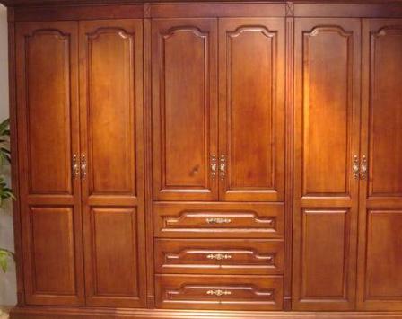 实木衣柜十大品牌介绍  你知道的有几个