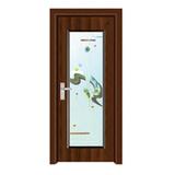 精品钢木室内门 -XD-038