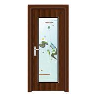 精品钢木室内门-XD-038