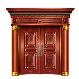 豪华准铜系列 -XD-8013 准红铜