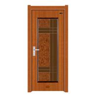精品钢木室内门-XD-046