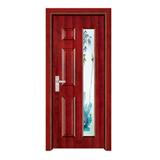 精品钢木室内门 -XD-007