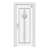 精品钢木室内门 -XD-054
