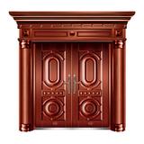 豪华准铜系列 -XD-8058 准红铜