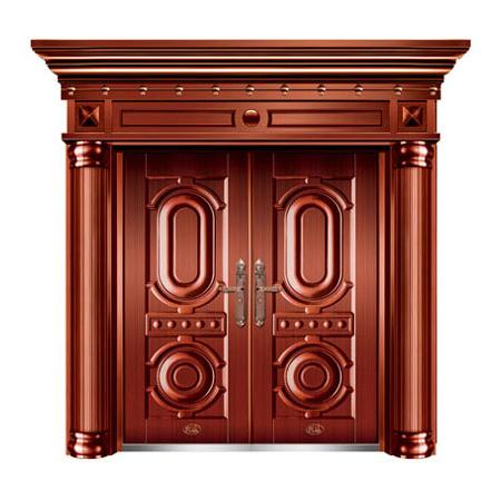 豪华准铜系列-XD-8058 准红铜