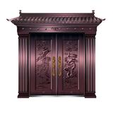 精品准铜门系列 -XD-8053准真铜三号