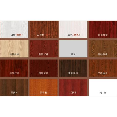 钢木门可选颜色-钢木门可选颜色