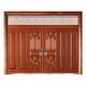 精品准铜门系列-XD-8072准红铜