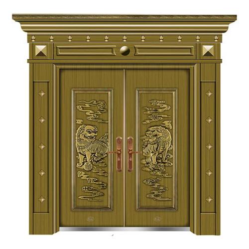 韩式木门系列-XD-8009准青铜