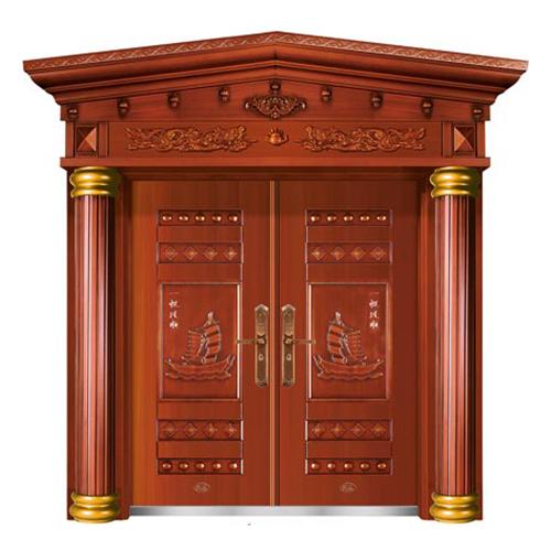 韩式木门系列-XD-8016准红铜