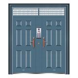 准真铜精品 -XD-8031 蓝垂纹