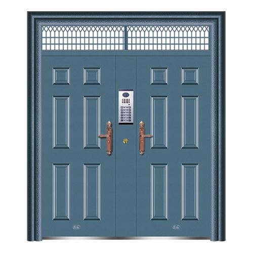 准真铜精品-XD-8031 蓝垂纹