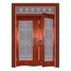 准真铜精品-XD-8059 准红铜复合门