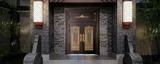 万博manbetx官方登陆门、别墅门、铜门安装专业技术和流程。