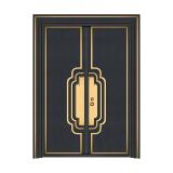 铸铝装甲门系列 -ALD-9039