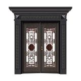铸铝玻璃门系列 -ALD-9085