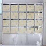 不锈钢信报箱 -龙祥·城市花园XFY-0504