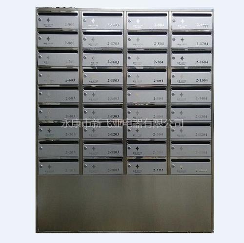 集群式信报箱-XFY-0409