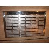 不锈钢信报箱 -XFY-D0806