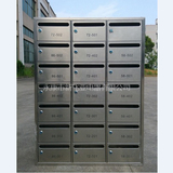 不锈钢信报箱 -XFY-0307