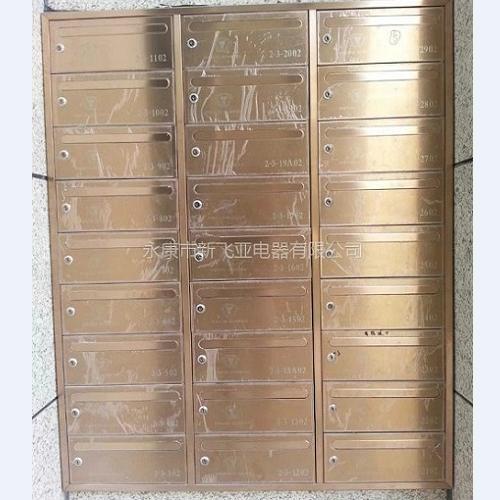 不锈钢信报箱-天天财富XFY-0309