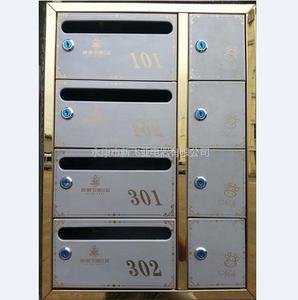不锈钢信奶箱  XFY-0104+