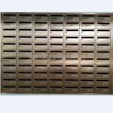 不锈钢信报箱 -万达广场XFY-0611