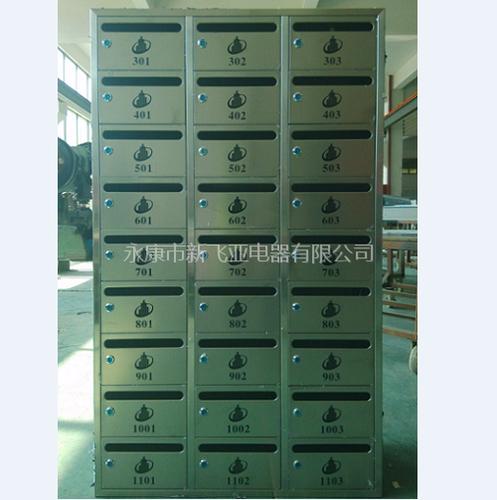 不锈钢信报箱-新都国际XFY-0309