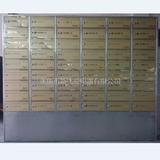 不锈钢立式信报箱 -泰业国际广场XFY-0609