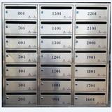 不锈钢信报箱 -香港九龙仓XFY-0307