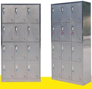 不锈钢更衣柜、储物柜 更衣柜、储物柜XFY