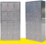 不锈钢更衣柜、储物柜 -更衣柜、储物柜XFY