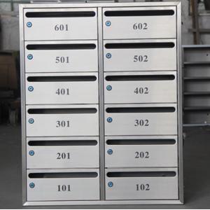 上海小区信报箱 上海信报箱改造XFY-0206