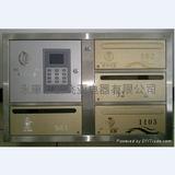不锈钢智能信报箱 -XFY-ZN0203