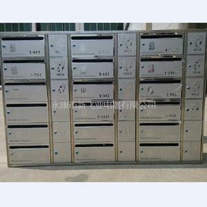不锈钢信奶箱  之新花苑XFY-0306