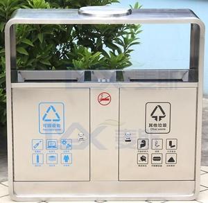 不锈钢垃圾桶 XFY-1