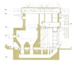 组装型水煤浆锅炉
