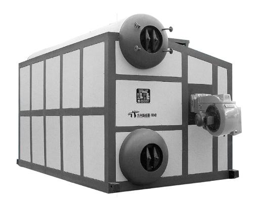 SZS系列燃油(气)蒸汽锅炉-