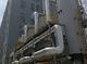 天然气锅炉安装工程图-天然气锅炉安装工程图